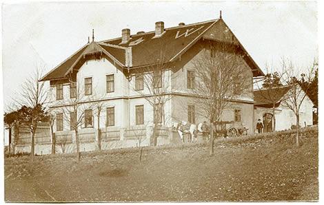 Historie Wagnerka